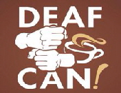 DEAF Can Coffee